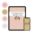 BOSS BABE INSTAGRAM STORY HIGHLIGHT COVERS