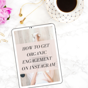 HOW TO GET ENGAGEMENT ON INSTAGRAM